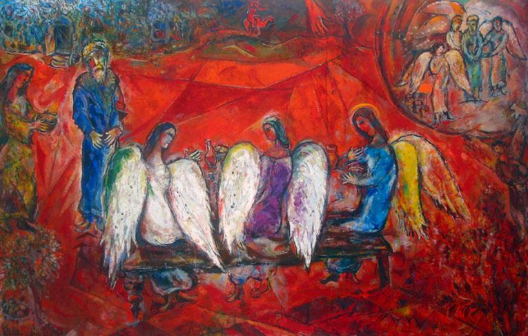 Engel – Bilder – Vermittlung